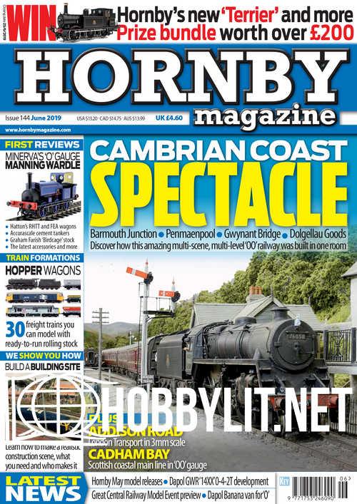 Hornby Magazine Issue 144 - June 2019