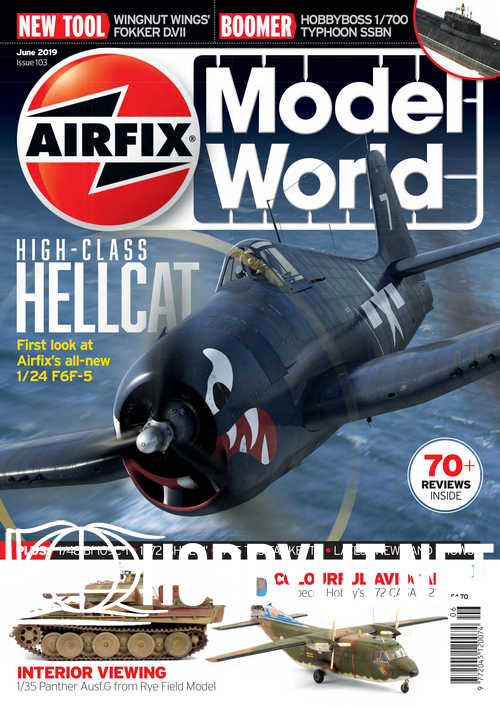 Airfix Model World Issue 103 - June 2019