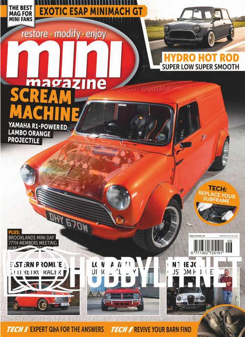 Mini Magazine - June 2019