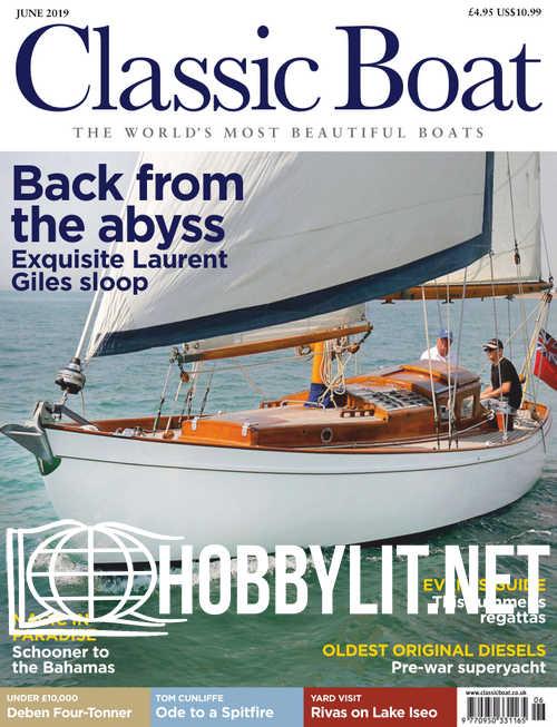 Classic Boat - June 2019
