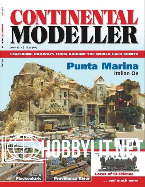Continental Modeller - June 2011