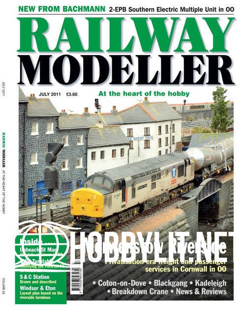 Railway Modeller - July 2011