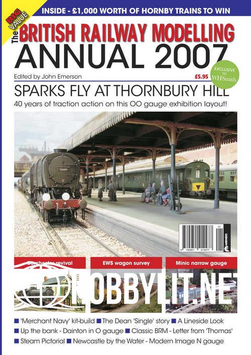 British Railway Modelling Annual 2007