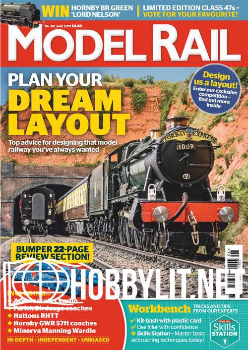 Model Rail - June 2019