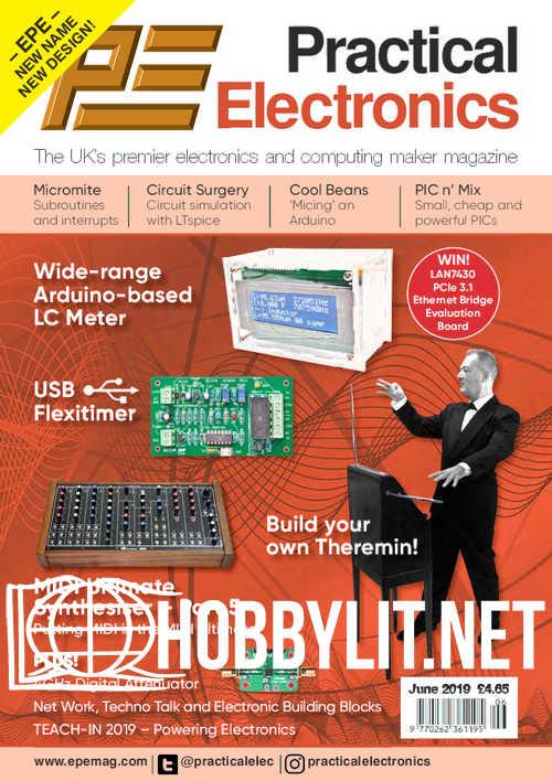 Practical Electronics - June 2019