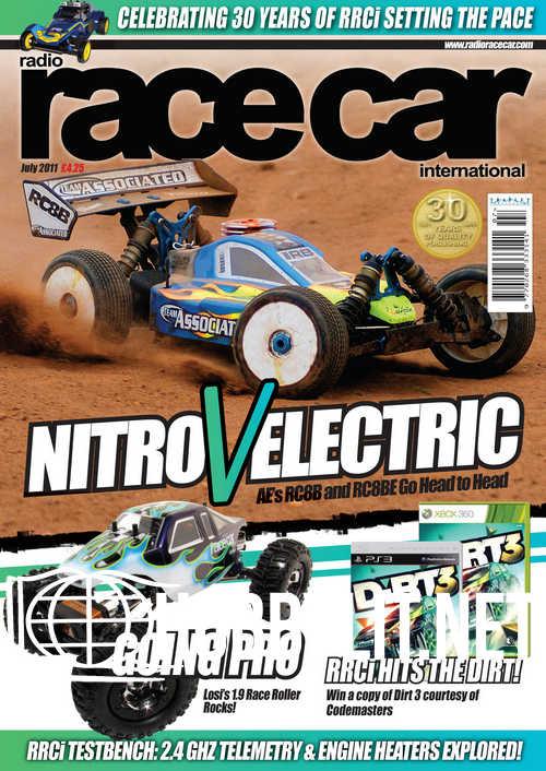 Radio Race Car International - July 2011