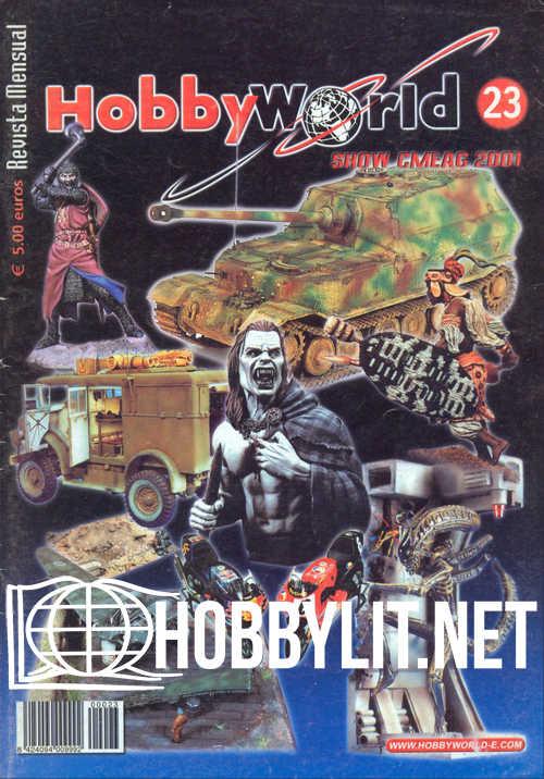 Hobbyworld Issue 23