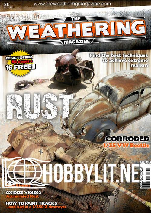 The Weathering Magazine Issue 01