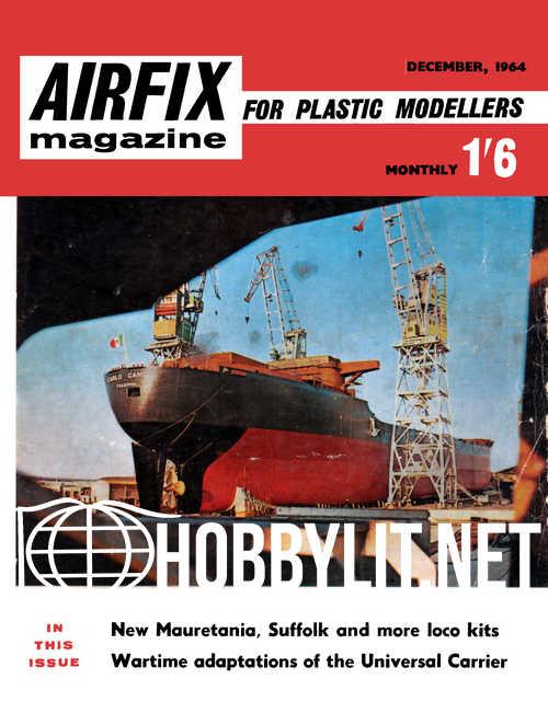 AIRFIX Magazine - December 1964
