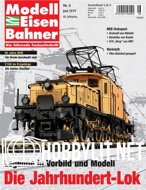ModellEisenBahner 2019-06