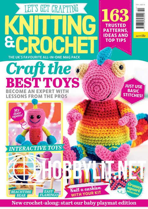 Knitting & Crochet Issue 110