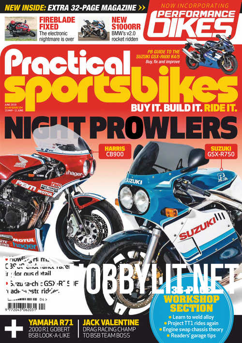 Practical Sportsbikes - June 2019