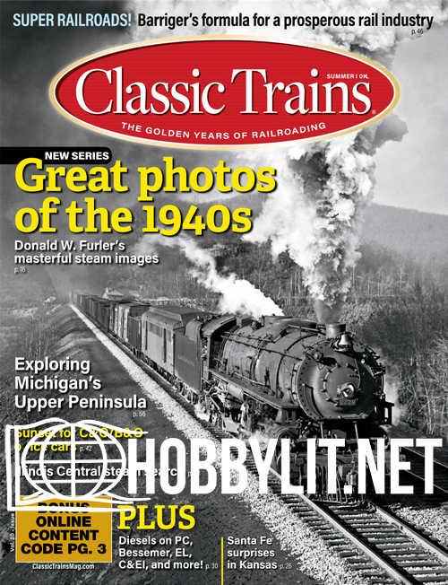 Classic Trains - Summer 2019
