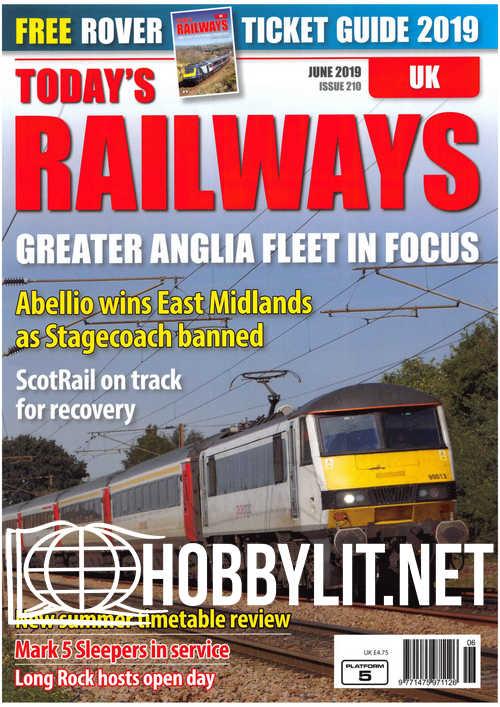Todays Railways UK - June 2019