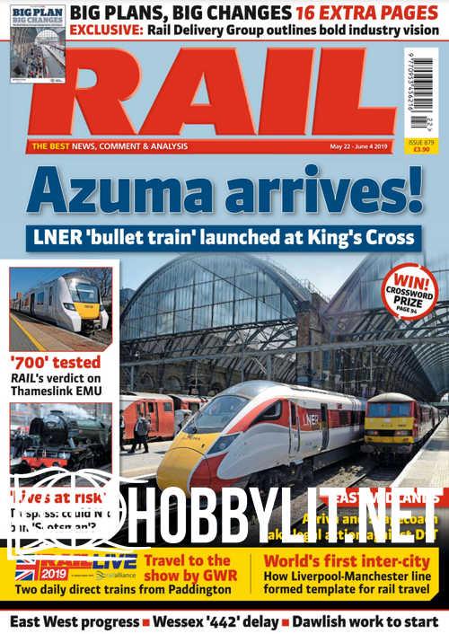 RAIL 22 May 2019