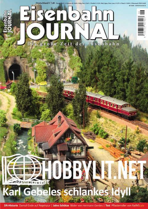 Eisenbahn Journal 2019-06