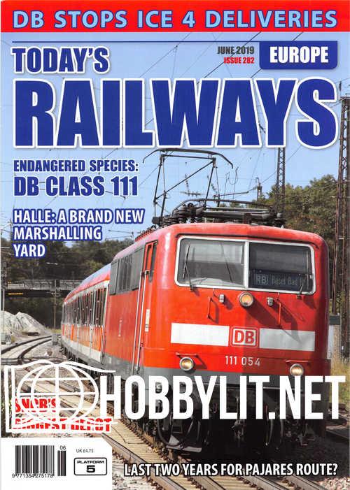 Today's Railways Europe - June 2019