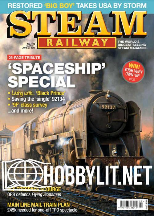 Steam Railway 31 May 2019