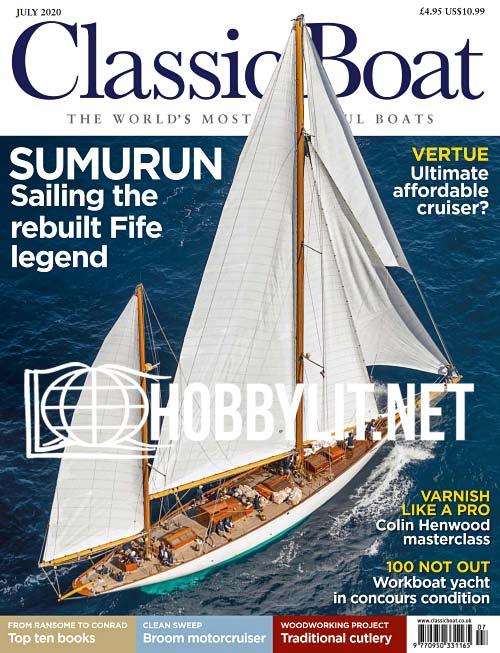 Classic Boat - July 2020