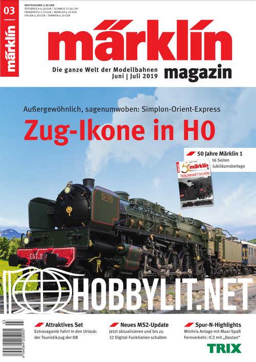 Marklin Magazin 2019-03