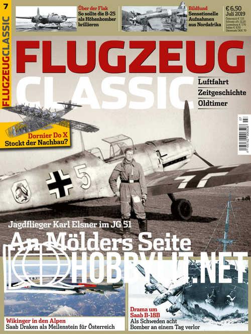 Flugzeug Classic 2019-07