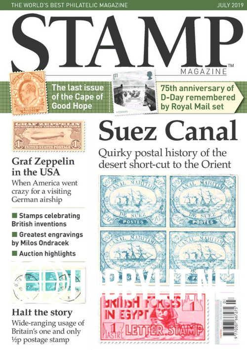 Stamp Magazine - July 2019