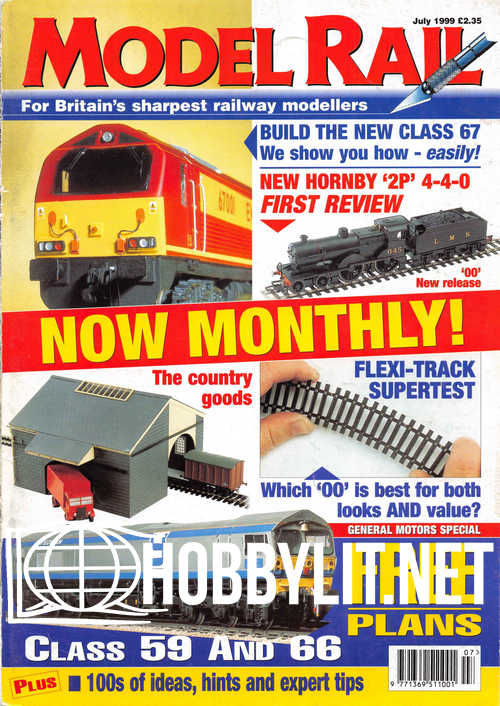 Model Rail Issue 009 - July 2009