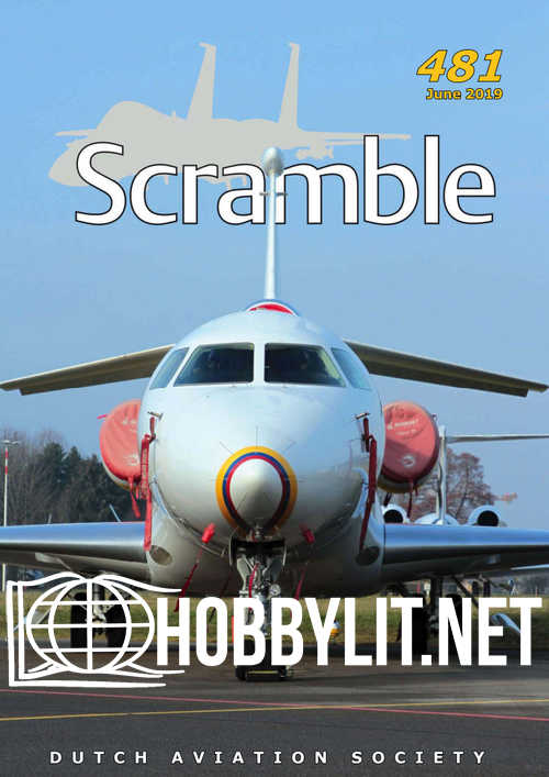 Scramble Issue 481 - June 2019
