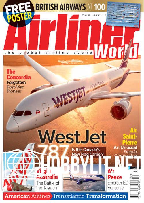 Airliner World - July 2019
