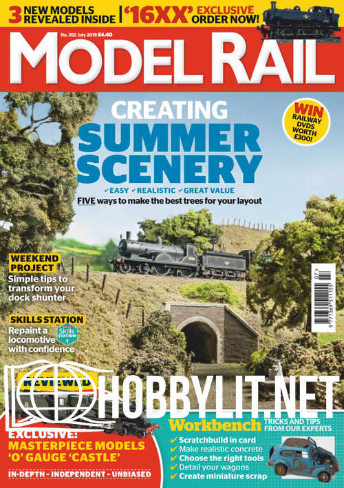 Model Rail - July 2019