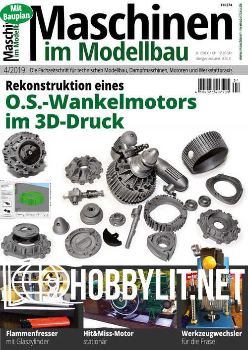 Maschinen im Modellbau 2019-04