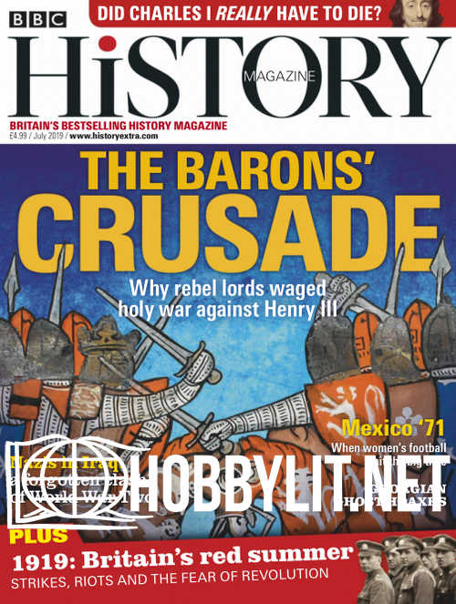 History Magazine - July 2019 » Hobbylit net - daily updated