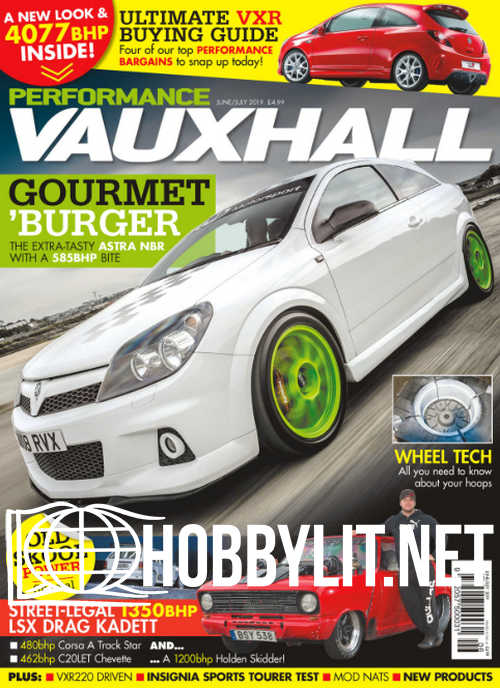 Performance Vauxhall - June/July 2019