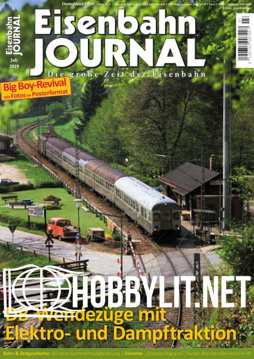 Eisenbahn Journal 2019-07