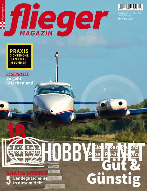 Fliegermagazin 2019-07