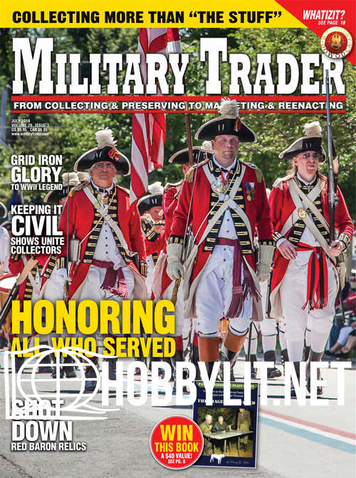 Military Trader - July 2019