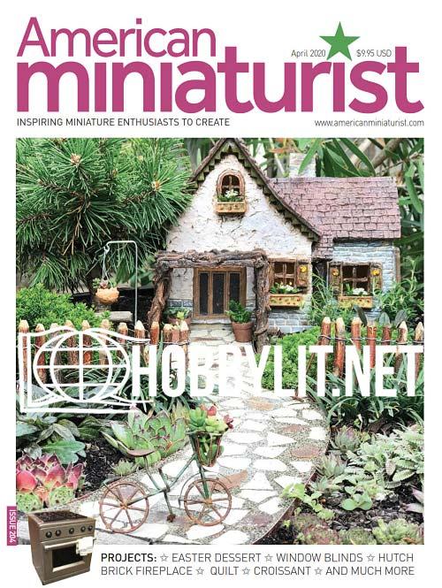 American Miniaturist - April 2020