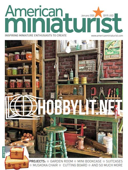 American Miniaturist - January 2020