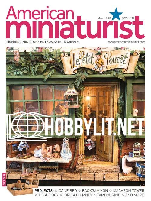 American Miniaturist - March 2020