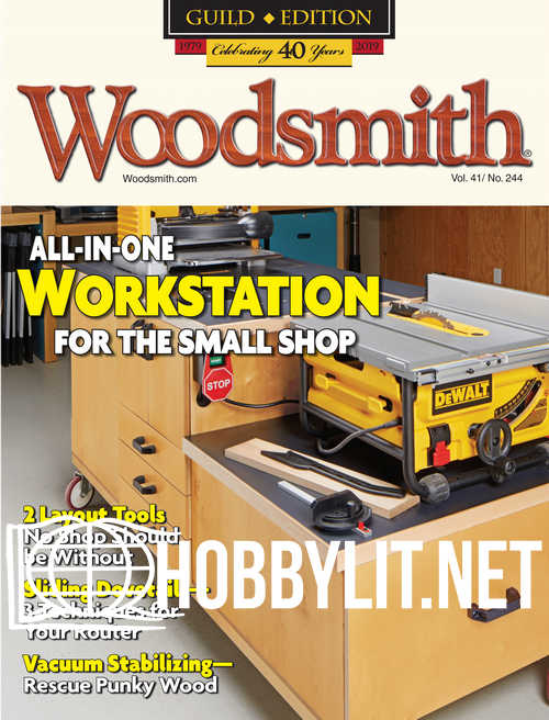 Woodsmith 244 - August/September 2019