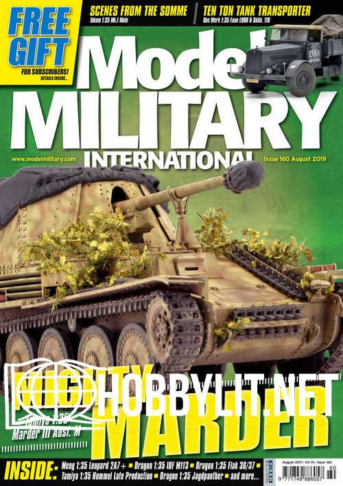 Model Military International 160 - August 2019