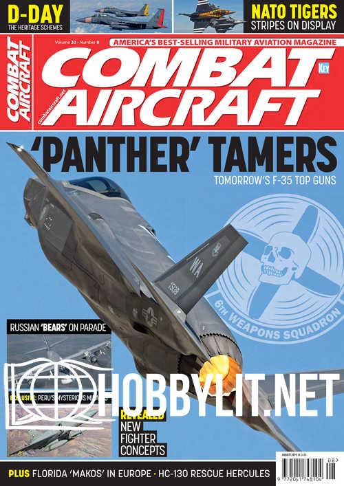 Combat Aircraft - August 2019