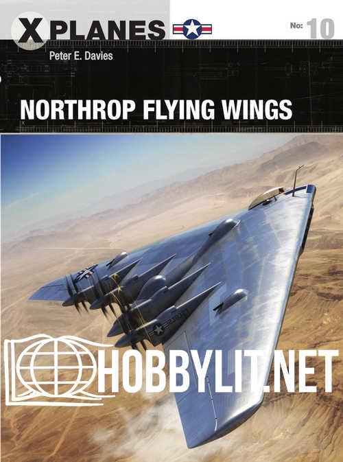 X Planes 10 - Northrop Flying Wings