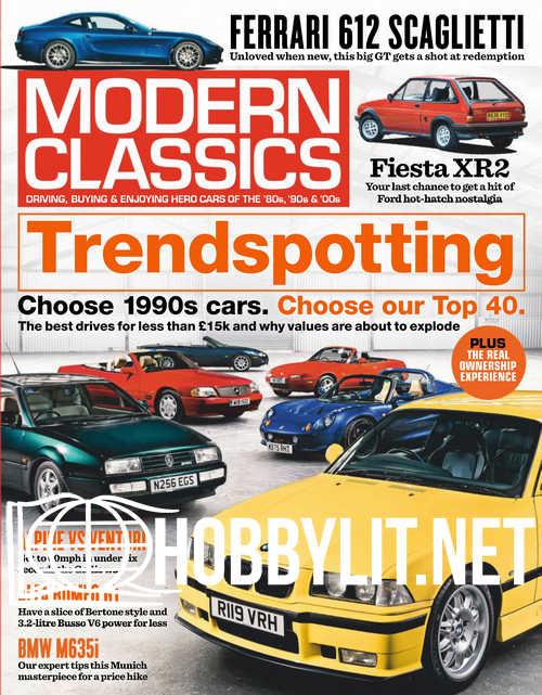 Modern Classics Issue 32  - January 2019