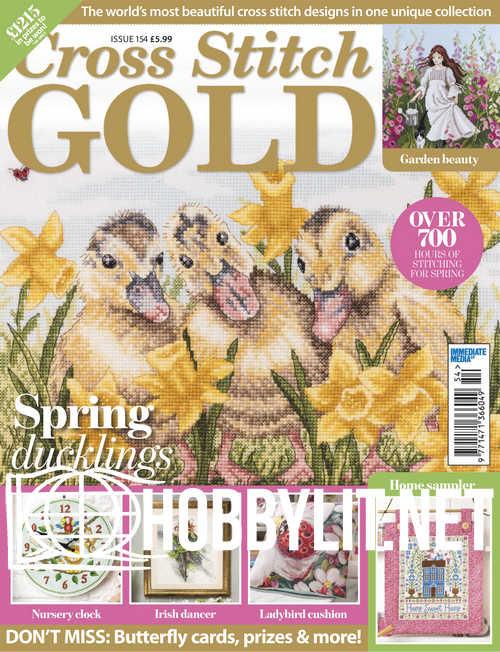Cross Stitch Gold Issue 154