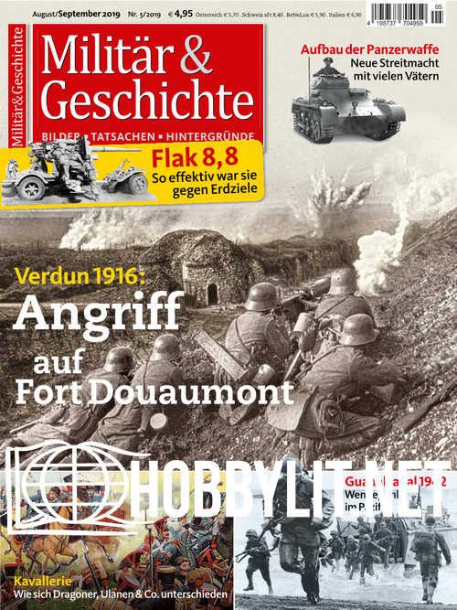 Militär & Geschichte - August/September 2019