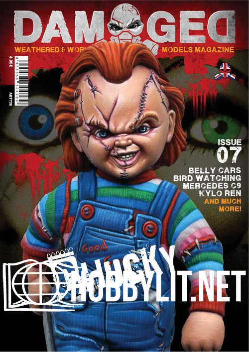 DAMAGED Issue 07