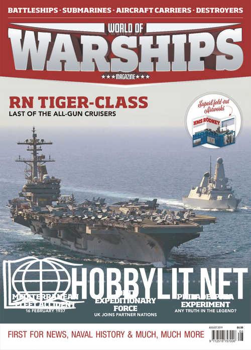 World of Warships Magazine - August 2019