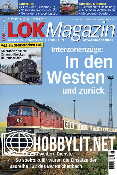 LOK Magazin 2019-08