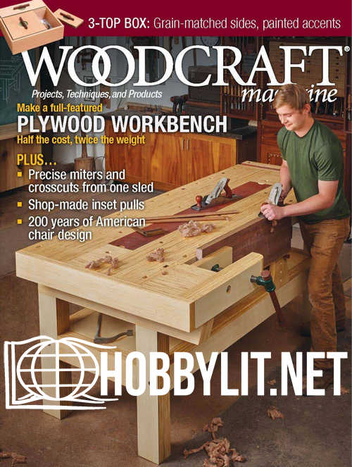 Woodcraft Magazine - August/September 2019